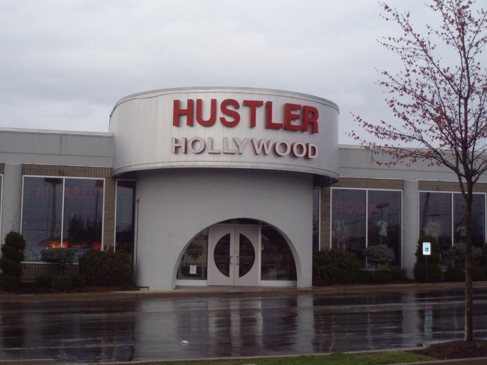 Hustler website