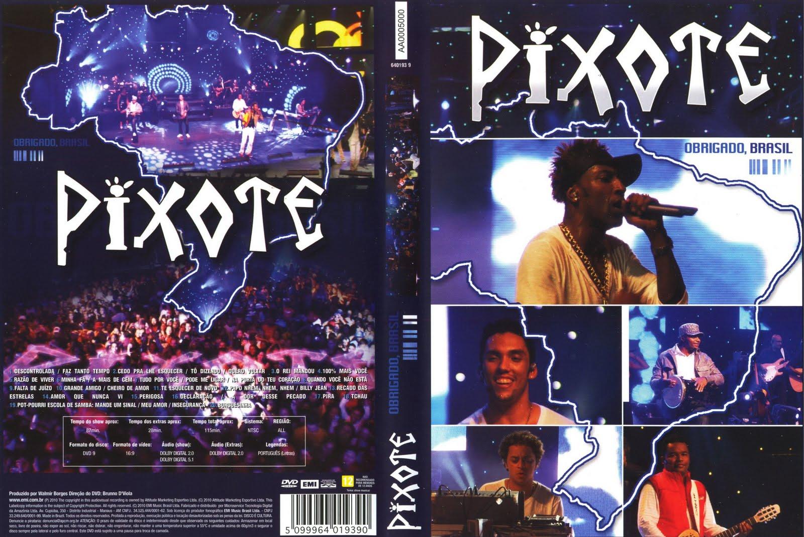 CD PIXOTE GRATIS 2010 DO BAIXAR