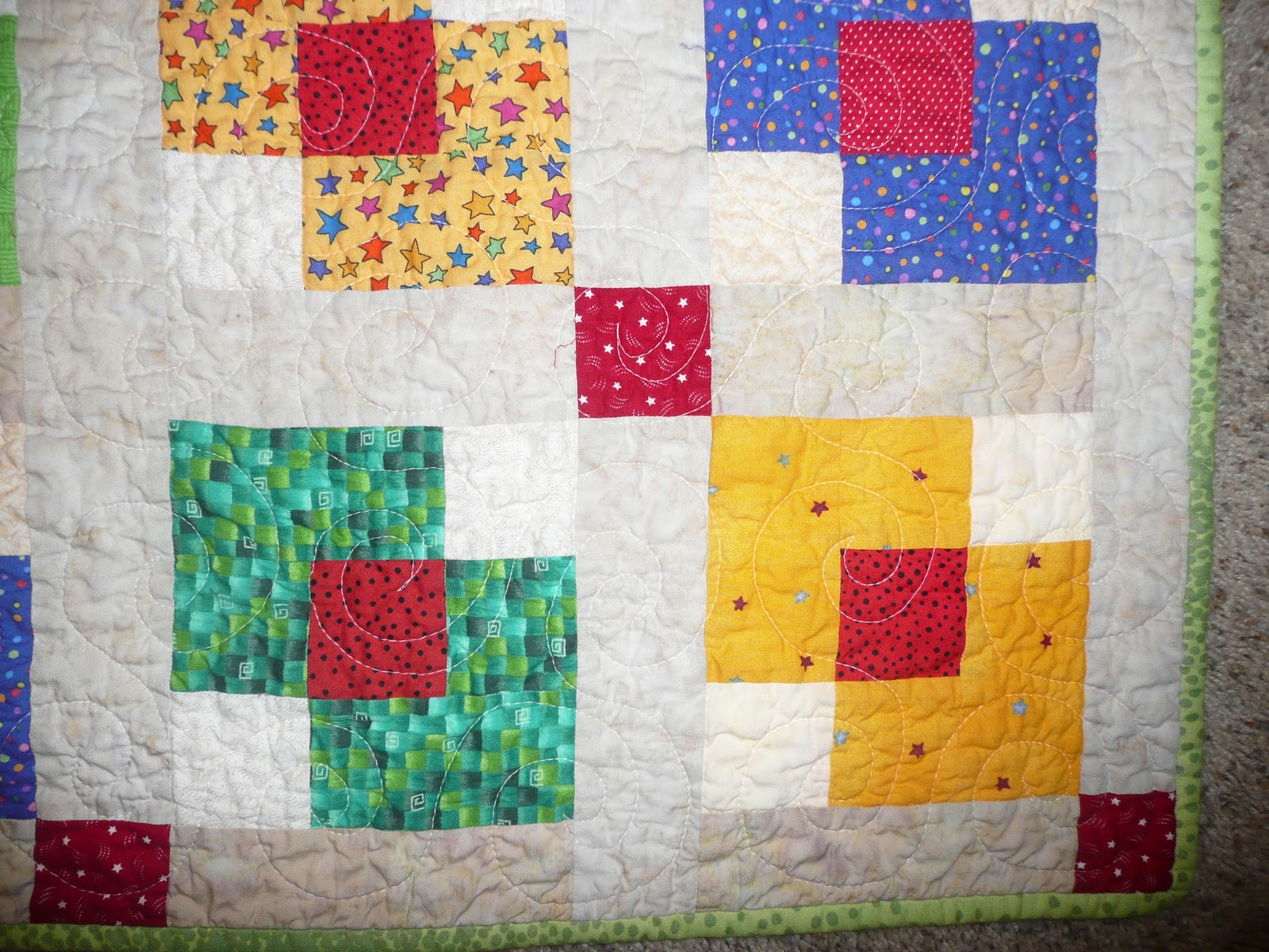 Quilt it with love : the Project Linus story : 20+ quilt patterns & stories to warm your heart