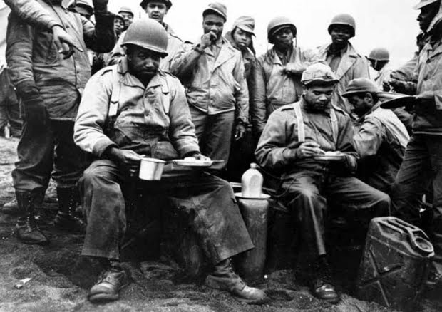 The concept of war as freedom for african americans during world war i