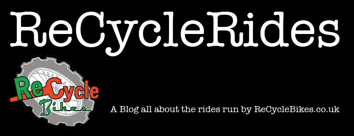 ReCycle Rides Blog