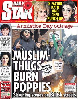 negative islam articles