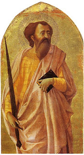 St. Paul by Masaccio