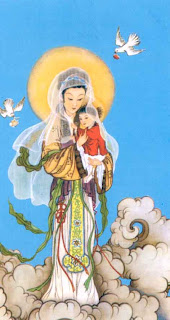 Our Lady China 2