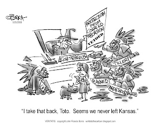 Prolife Cartoon Kansas