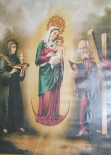 BVM and Saints