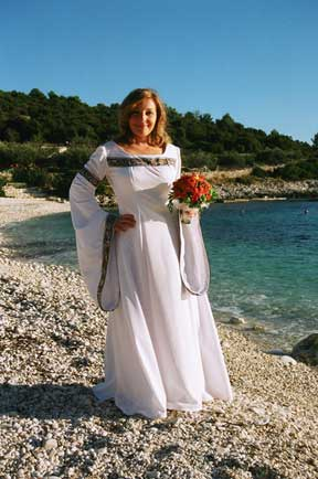 wedding dress colection Traditional Irish Wedding Dress