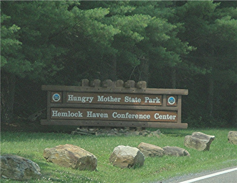 Gone Hikin Hungry Mother State Park Marion Va