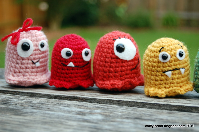 Unnamed Crochet Monster Pattern With Video | 532x800