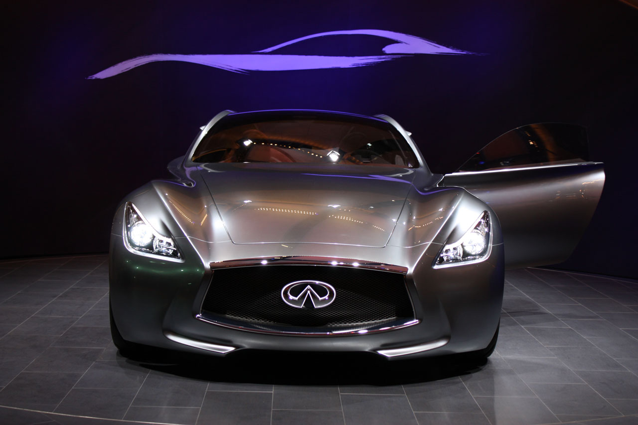 what is the fastest infiniti car
