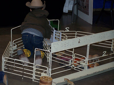 The Odom S In Wellington Wrca Rodeo Amp The Happy Toy Maker