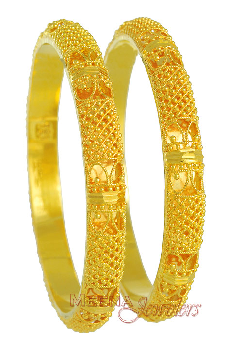 GOLD DESIGNS: BANGLES DESIGNS IN GOLD