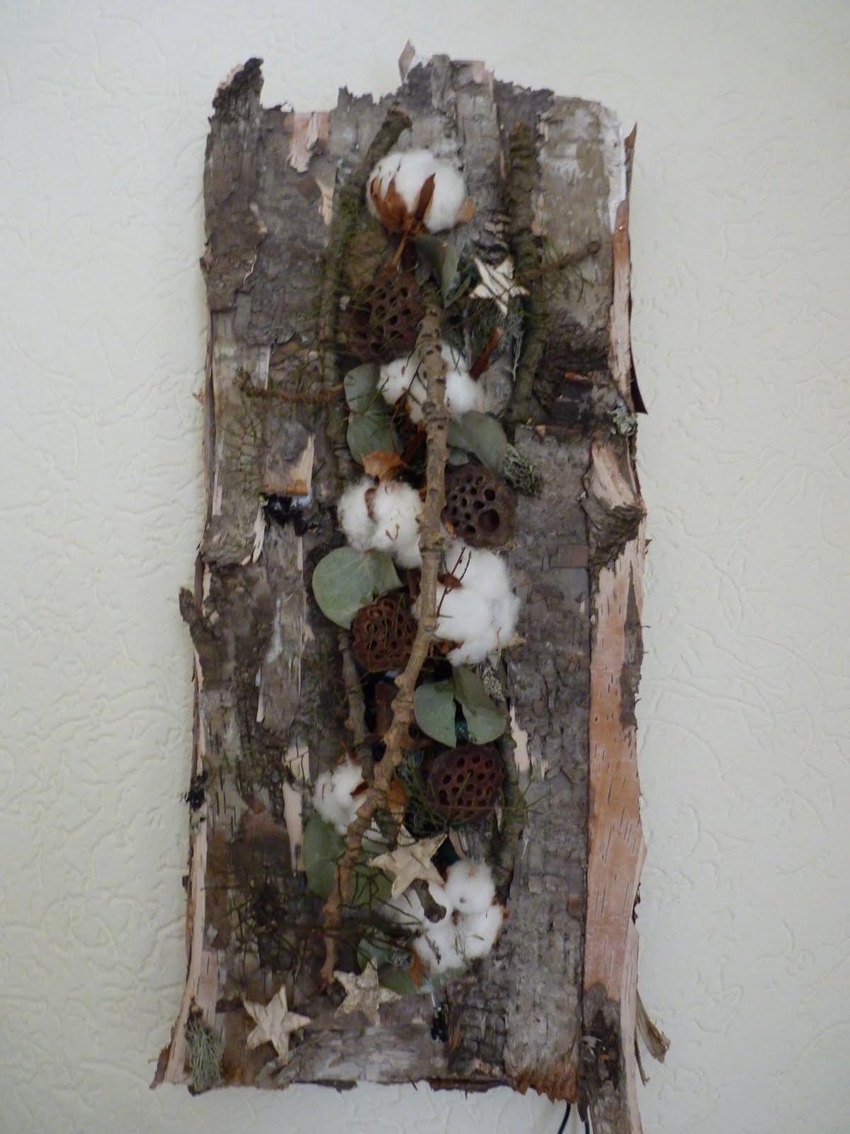Wanddecoratie Natuurlijke Materialen.Natuurlijk Groen En Doen Lichtjes