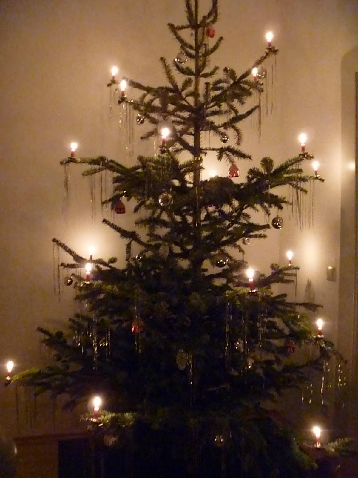 German Christmas Tree.Emma S European Extravaganza German Christmas Tree