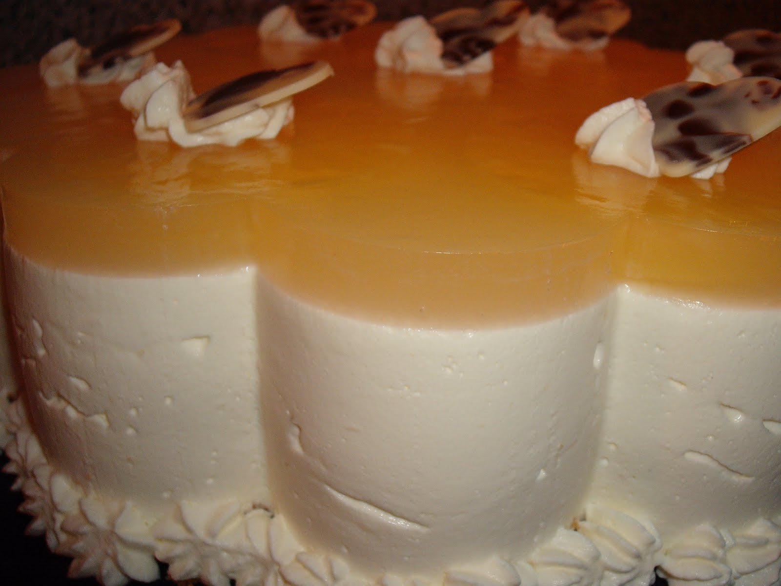 Dies Und Das Und Susse Sachen Ananas Quark Torte