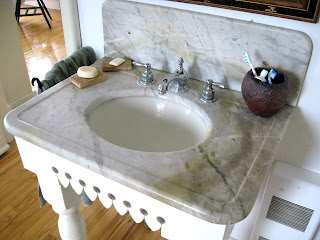 desideratum art jewelry life the old marble sink