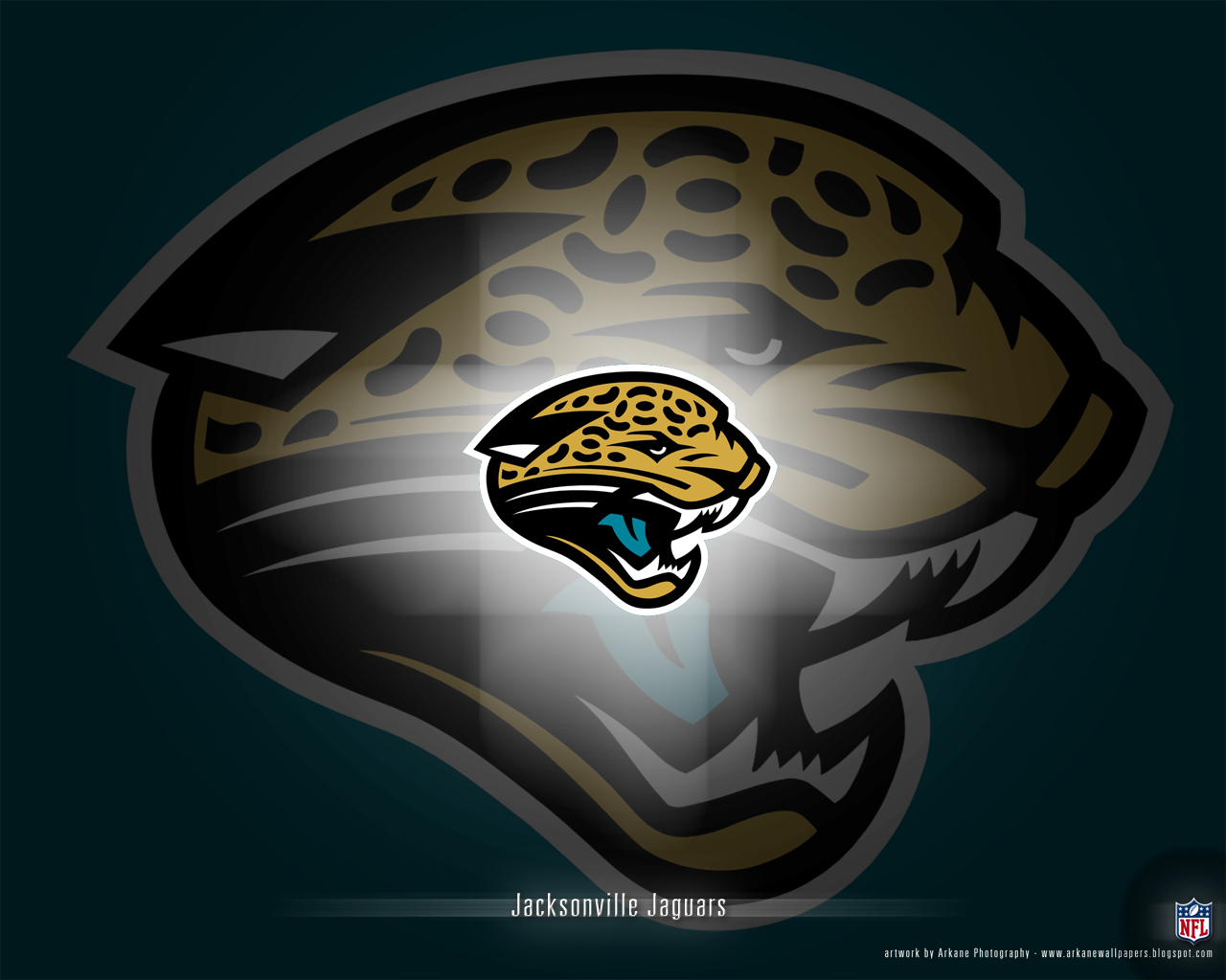 Arkane Nfl Wallpapers Jacksonville Jaguars Vol 1