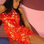 Andrea Rincon, Selena Spice Galeria 1 : Traje Oriental Rojo Foto 47