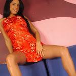 Andrea Rincon, Selena Spice Galeria 1 : Traje Oriental Rojo Foto 57