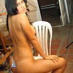 Andrea Rincon, Selena Spice Galeria 4 : Pantalon Azul y Top Transparente Foto 129