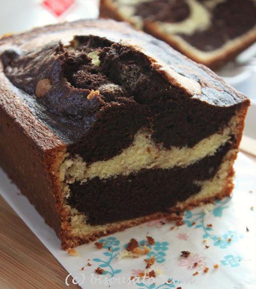 Marmer Cake Recipe