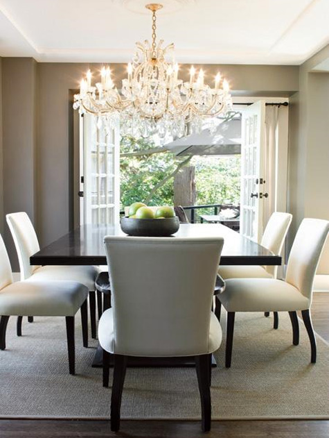 Neutral Color Living Room Designs: Belle Maison: Neutral Color Palettes = Glamour