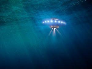 Underwater UFOs