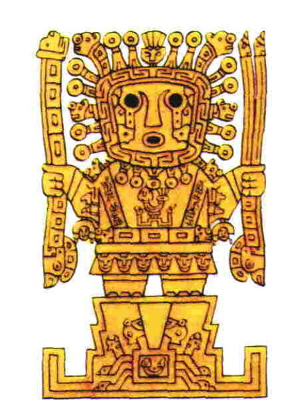 The Similarities & Differences of the Aztec Mayans and the Incas