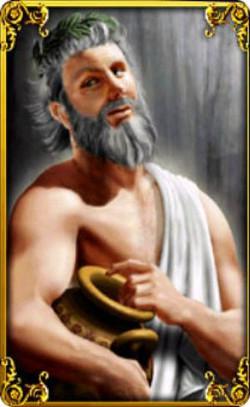 Percy Jackson & the Olympians Blog: Dionysus