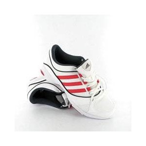 Adidas Rizer Lo III Ladies Colour  White  Steel  Red Size  4. Our Price  RM  190.00 eedfe2d16b