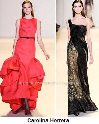 Carolina Herrera вечерни рокли