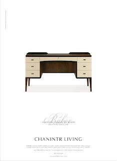 Chanintr Living Press Advertising