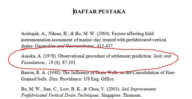 Ghanz Ideapad Cara Menulis Daftar Pustaka Citation Part 2