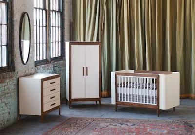 Luxury Furniture Nursery Sets