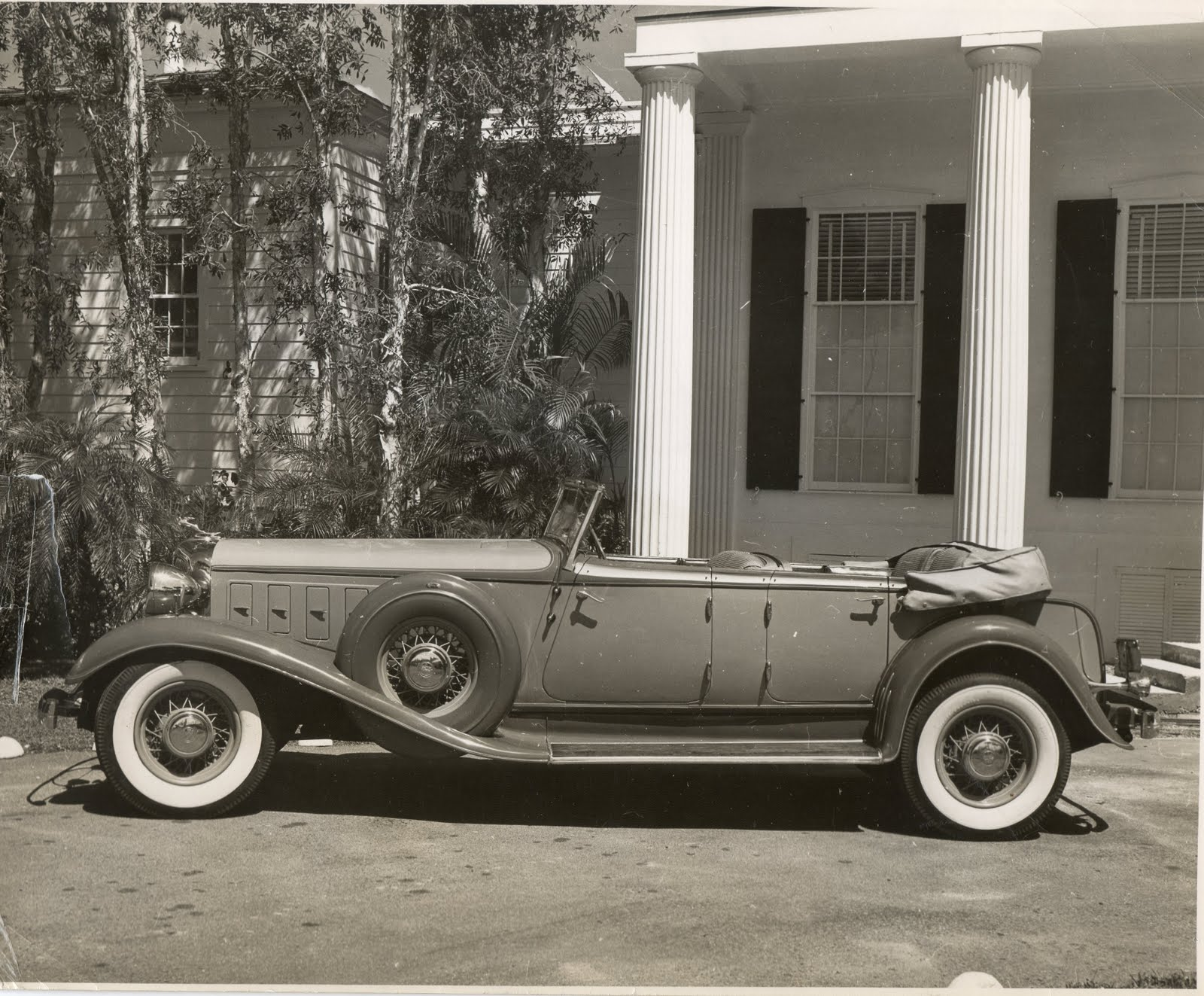 James Melton: Musical Career And Antique Cars: 1933