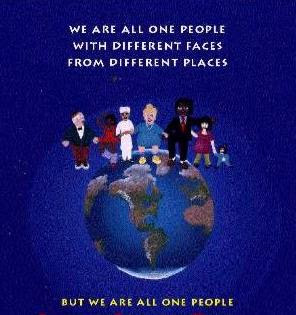 We are all one people