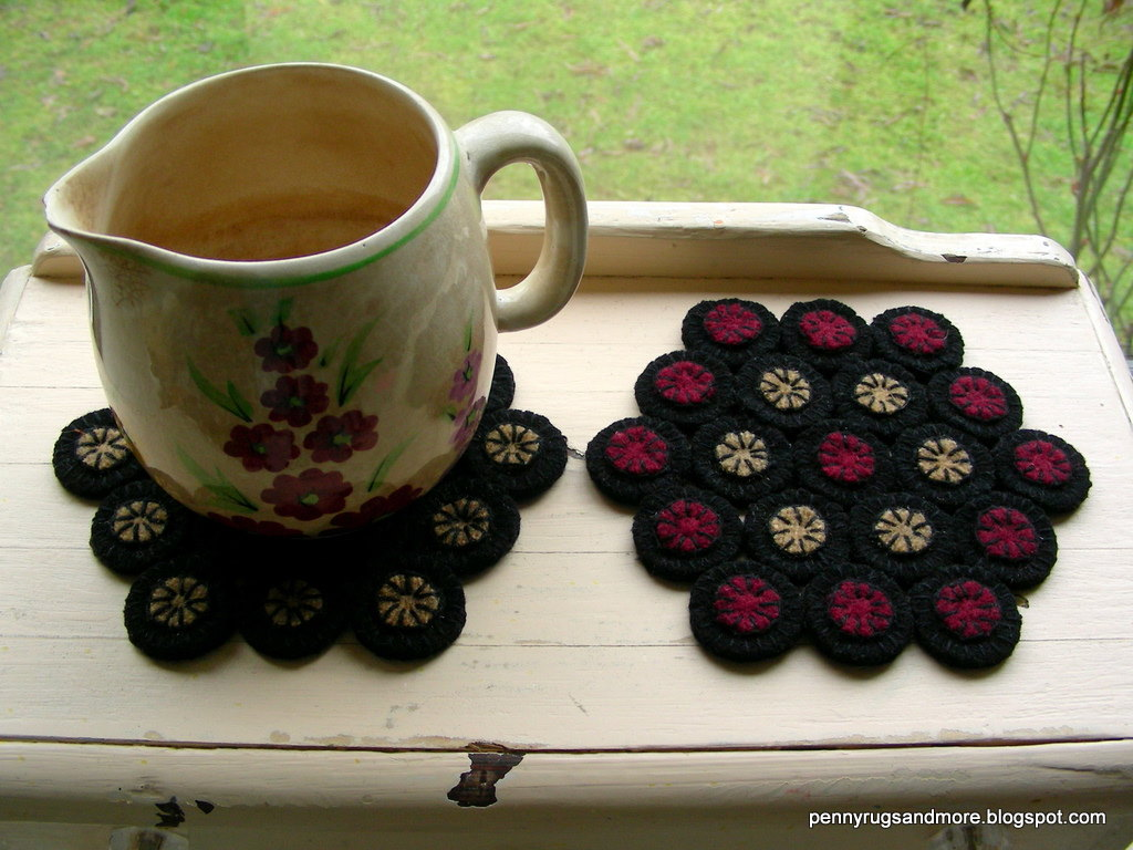 Mug rugs for sale - The Email Version Of Mug Rugs Pattern
