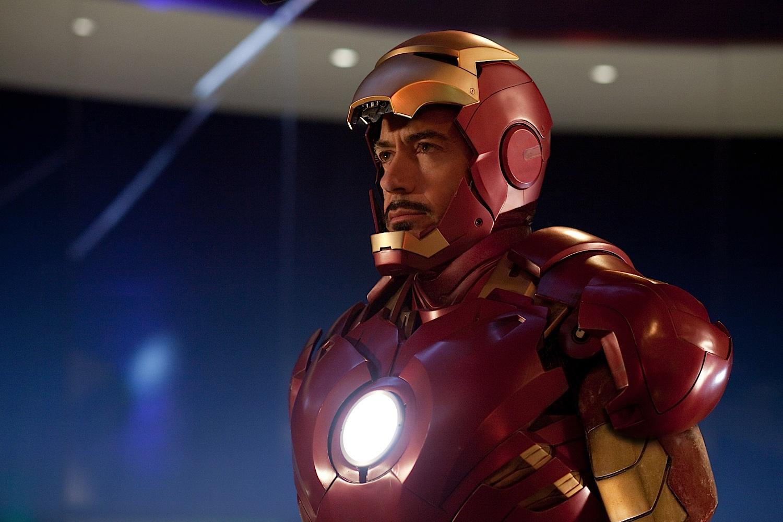 New 'Iron Man 2' TV Sp...