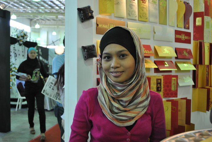 Exhibition Booth Design Johor : Adamokhtar memilih kad kahwin