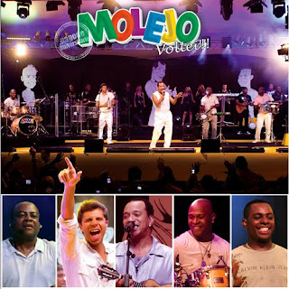 Download Grupo Molejo - Voltei