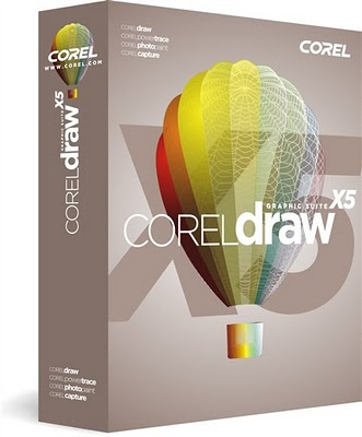 Download Corel Draw X5 Portable Português