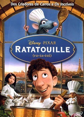 Download Ratatouille DVDRip RMVB Dublado
