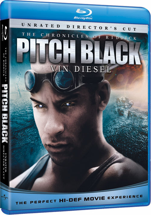 Derin Karanlık - Pitch Black