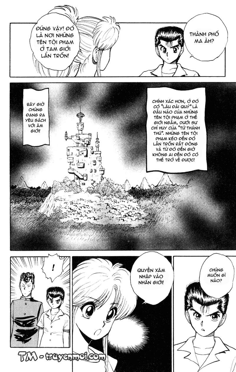 Hành trình của Uduchi chap 033: thử thách từ lâu đài quỷ trang 13