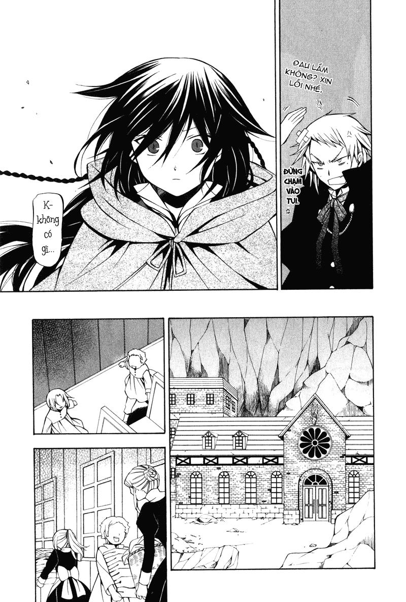 Pandora Hearts chương 036 - retrace: xxxvi sablier trang 6