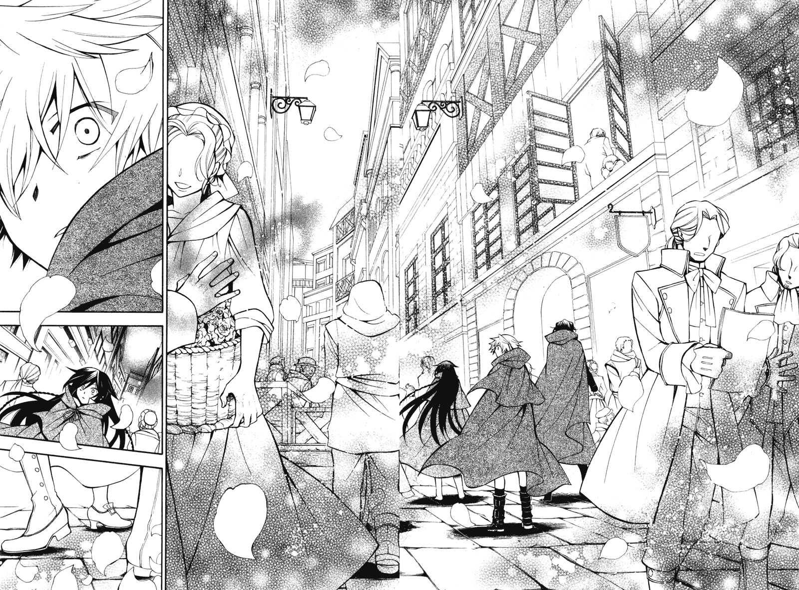 Pandora Hearts chương 036 - retrace: xxxvi sablier trang 29