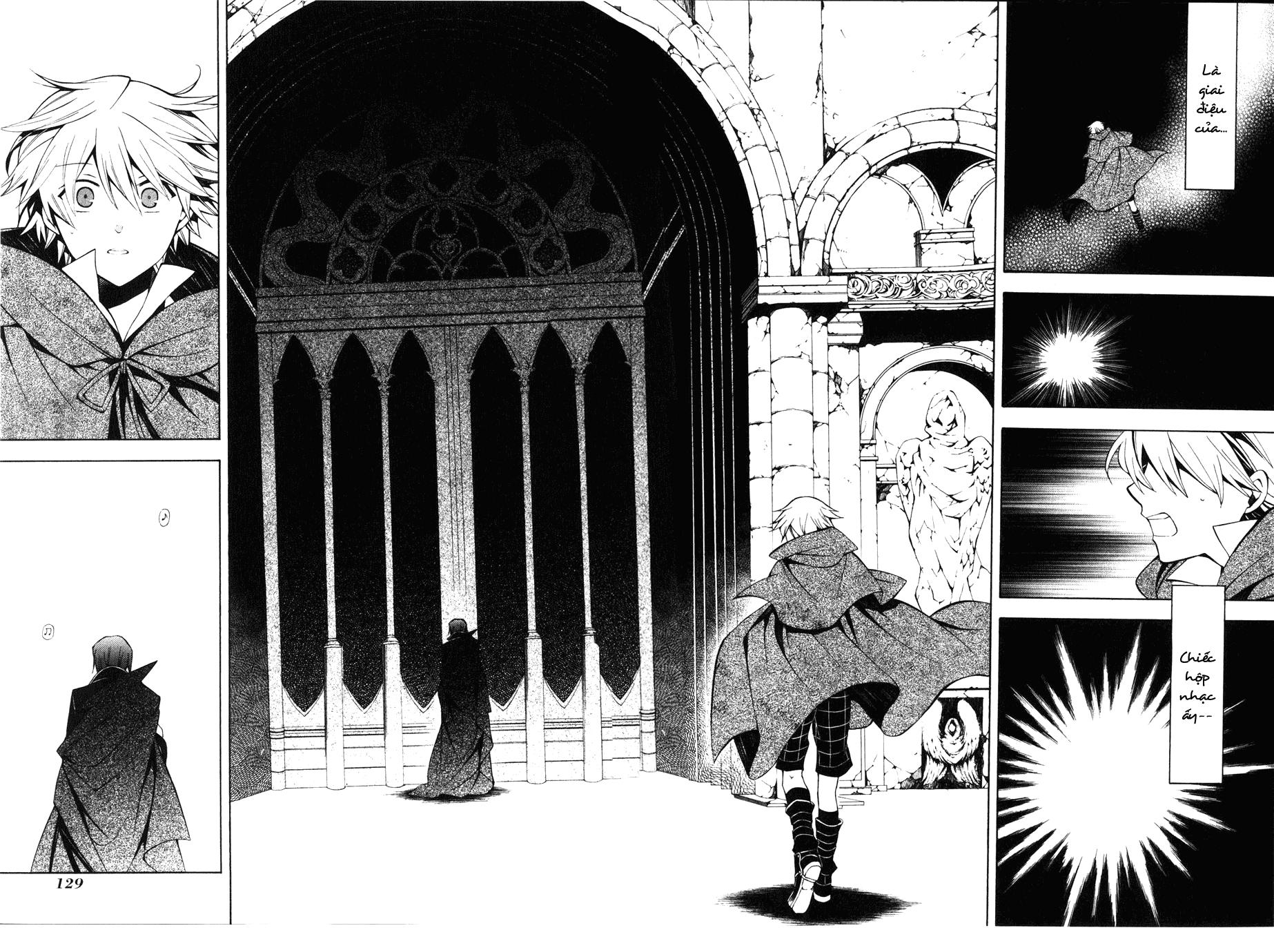 Pandora Hearts chương 036 - retrace: xxxvi sablier trang 40