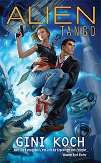 Alien Tango, Gini Koch