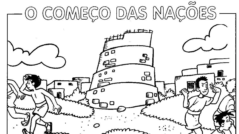 Ministerio Com Criancas Torre De Babel