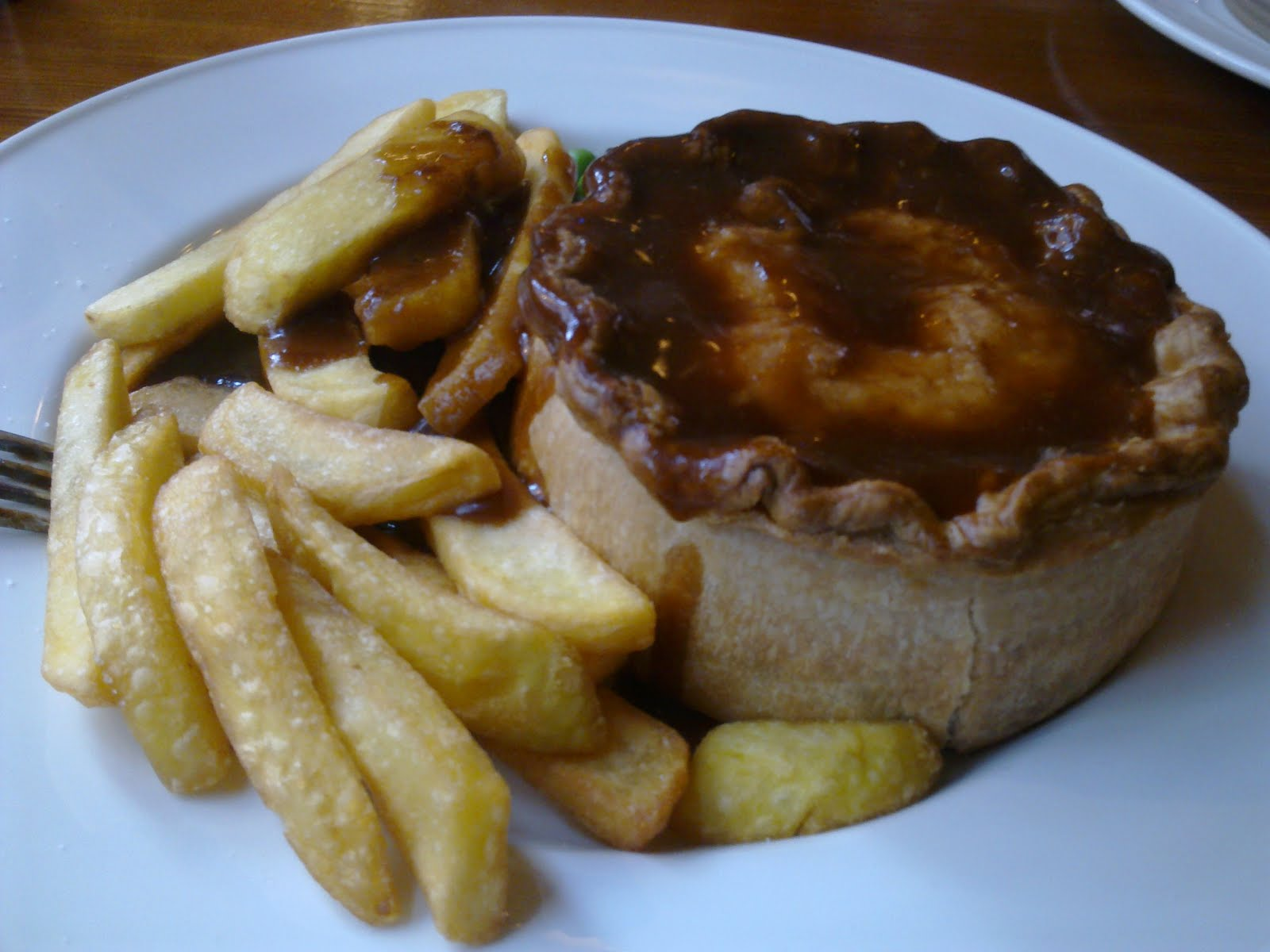 Pierate - Pie Reviews: A taste of Ireland...the Steak and ...